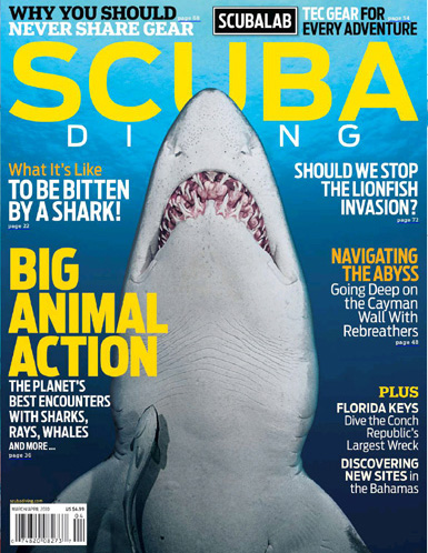 Scuba Diving Magazine – Scuba Lab